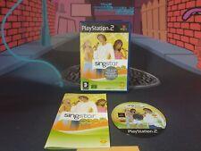 SINGSTAR POP PLAYSTATION 2 PS2