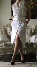 STELLA McCARTNEY Red Carpet,Runway Macrame Lace Wrap dress It 38,US 0-2,XXS-XS