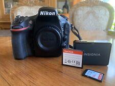 Nikon D810 36.3 MP Digital SLR Camera Bundle