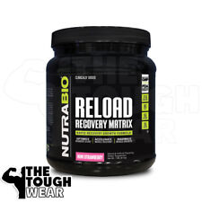 NUTRABIO - RELOAD 30serv KIWI STRAWBERRY - Rapid Recovery Growth Formula