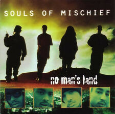 Souls of Mischief - No Man's island - New Factory Sealed CD