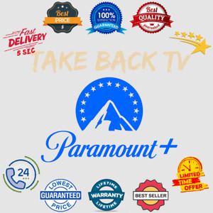 Paramount Plus    For 1 Year