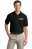 SECURITY POLO SHIRT Dry-Blend up to 5x Front imprint only