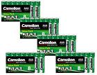 Camelion AAA 40 Batterien 1,5V AAA 8er Blister Super Heavy Duty Long Life Grün