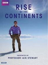 DVD:RISE OF THE CONTINENTS - NEW Region 2 UK