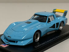 1 43 Spark Chevrolet Corvette C3 #18 100 Miles Road Atlanta Paul