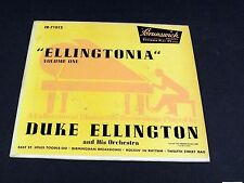 45-EP Jacket Only DUKE ELLINGTON Ellingtonia Vol.1 BRUNSWICK EB-71012 NM/NM-