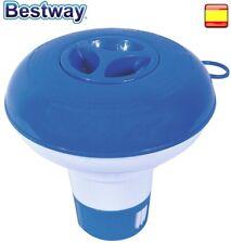Dosificador para pastillas de cloro Bestway Flowclear flotante para piscinas