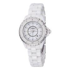 Relojes de pulsera fechas de acero inoxidable, para mujer