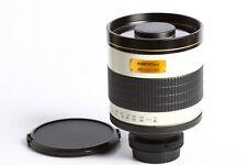 Walimex Pro 8/800 Spiegeltele Canon EF Anschluss