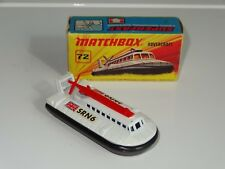 (KB) Matchbox lesney HOVERCRAFT - 72