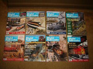Lot of (47) MODEL RAILROADER Magazines (1994 - 2014)