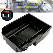 Storage Box Tray Container Console Armrest Secondary For 11-14 Kia Sportage