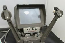 Vintage Gino Convertible 8mm Film Editing Viewer WORKING