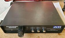 ATI Precision Turntable Amplifier P-1000 2 RIAA Phono Pre-amplifier Broadcast