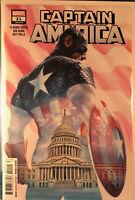 Captain America  - Marvel 21- October 2020
