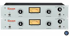 Warm Audio WA-2A Compressors - 1 Consecutive Pair | New w/Warranty Free Shipping