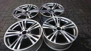 Alufelge original BMW 3er Typ F30/F31 4er Typ F32/F33/F36 6857566 Styling 407