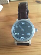 INTERIMLAMB Watch. Single Hand. Jump Hour Limited To 8 Total Watches World Wide