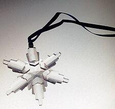 Swarovski 2006 Little Christmas Star / Snowflake, Mint, with box