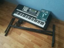 Yamaha Portatone PSR-740 61-Key MIDI (MANUAL+POWER ADAPTER+STAND ) Keyboard