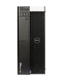 Dell Precision T3600 E5-1620 32GB DDR3 500GB SATA