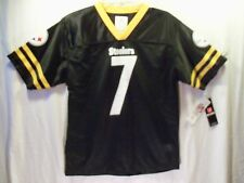 Pittsburgh Steelers NFL ROETHLISBERGER Jersey Youth X-Large (18/20) New