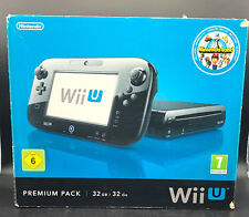 Original NINTENDO WII U KONSOLE Nintendoland Premium Pack 32GB KOMPLETT OVP