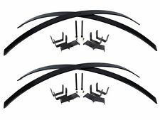 Jeep Wrangler YJ Front & Rear 2-3 Inch Budget Boost LONG Add A Leaf Lift Kit