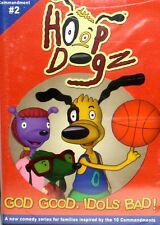 Hoop Dogz,God Good Idols Bad Childrens Dvd 10 Commandments Comedy #2 Sealed New!