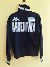 Vintage Kappa Argentina National Team Soccer Football Navy Blue Jacket Size: M