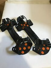 XL Ice Cleats Spikes Winter Shoe Covers Made In Taiwan