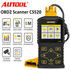 US AUTOOL OBD2 Scanner OBDII Code Reader Check Engine Automotive Diagnostic Tool