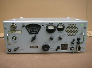 Rohde Schwarz Stereo tube receiver comparable BN1508/2 + stereo decoder optional