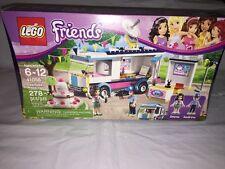 LEGO Friends Heartlake News Van 41056 Building Set New Sealed Box Fast Free Ship