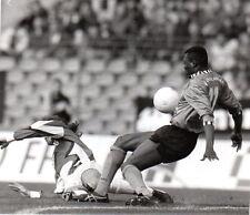 Original Press Photo Eintracht Frankfurt v Borrusia Monchengladbach 27.3.1993