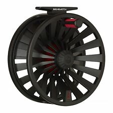 NEW REDINGTON BEHEMOTH #7/8 WEIGHT FLY REEL BLACK + WARRANTY, FREE U.S. SHIPPING