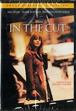 In the Cut (DVD, 2004, Unrated Version) Meg Ryan, Mark Ruffalo