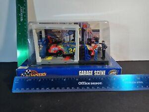 Jeff Gordon Winners Circle 2000 Garage Scene 1/43 New IN BOX RARE