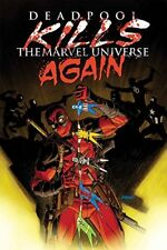 Deadpool Kills the Marvel Universe Again #1 NM