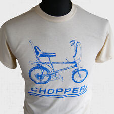 Chopper Bike Retro T Shirt Raleigh BMX Cool Vintage Cycle Grifter Cool n