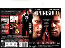 The Punisher-2004-Tom Jane- Movie-DVD