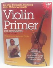 Violin Primer for Beginners by Jim Tolles