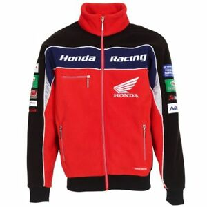 Official Honda Racing BSB Fleece - 18HBSB-AF1