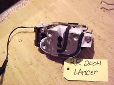 2004 MITSUBISHI LANCER RALLIART RIGHT REAR DOOR LOCK LATCH OEM MN159632