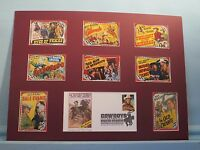 Western Movie & TV Star - Roy Rogers & First Day Cover of his own stamp