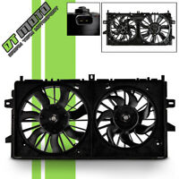 Radiator & Condenser Cooling Fan For Chevy Impala Monte Carlo LaCrosse GM3115187