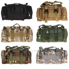 3L Outdoor Military Tactical Waist Shoulder Pack Molle Camping Hiking Pouch Bag