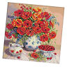 Flowers Cherry Dimensions Counted Cross Stitch Kit Stamped 14CT Needlecrafts