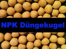 100 NPK-düngekugeln estanque plantas plantas acuáticas mini estanque fertilizante nenúfares estanque